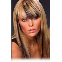 Clip in pramienok - REMY 100% ľudské vlasy – čierna