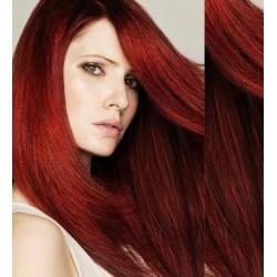 Vlasy pre metódu Pu Extension / Tapex / Tape Hair / Tape IN 50cm – medená