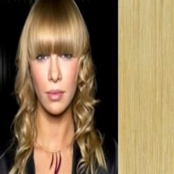 Clip in ofina - REMY 100% ľudské vlasy – prírodná blond