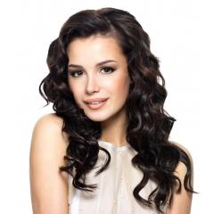Clip in príčesky na predĺženie a zahustenie vlasov